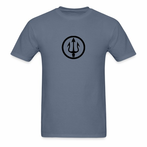 Trident Logo - Men's T-Shirt
