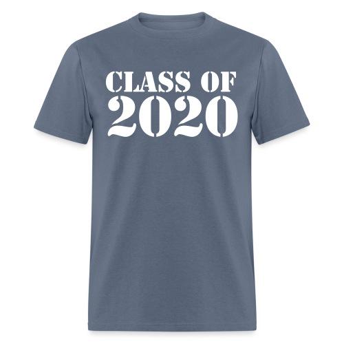 Class of 2020 - Men's T-Shirt