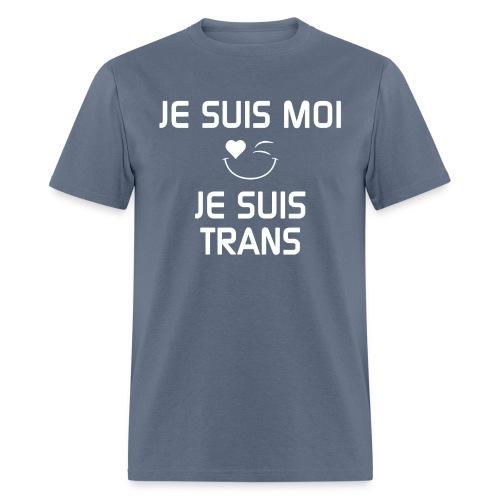 JeSuisMoiJeSuisTrans - Men's T-Shirt