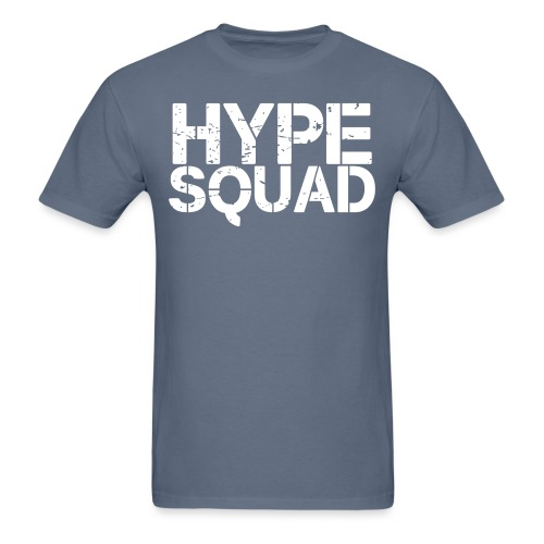 Hype Squad sports fanatic - Men's T-Shirt
