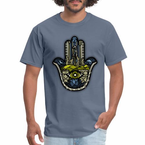 Hatti's Hamsa - Men's T-Shirt