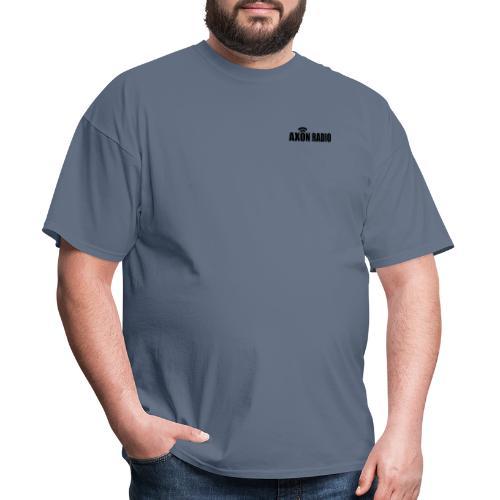 Axon Radio | Midnight label apparel - Men's T-Shirt