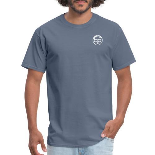 Global Goons White moto - Men's T-Shirt