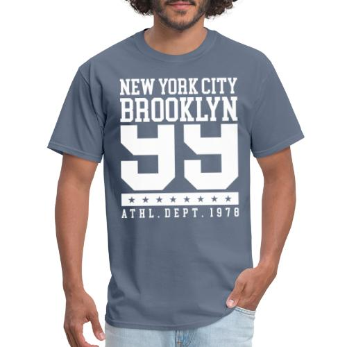 new york city brooklyn - Men's T-Shirt