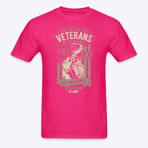 US Army Veterans - Men's T-Shirt