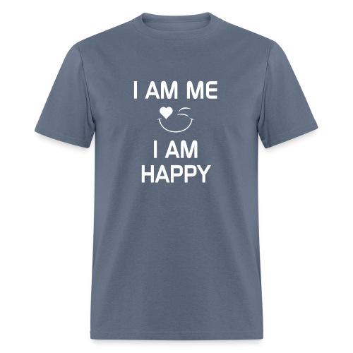 IAmMeIAmHappy - Men's T-Shirt