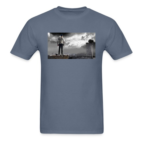 Artboard 1 - Men's T-Shirt