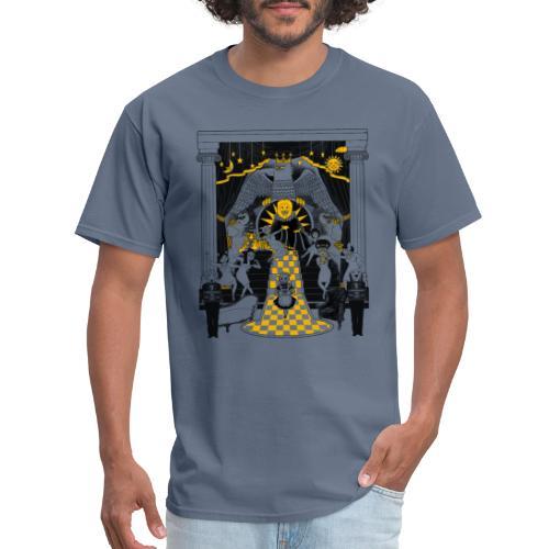 turmeric chai tee - Men's T-Shirt