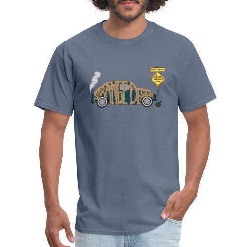 Strange Design - Men's T-Shirt
