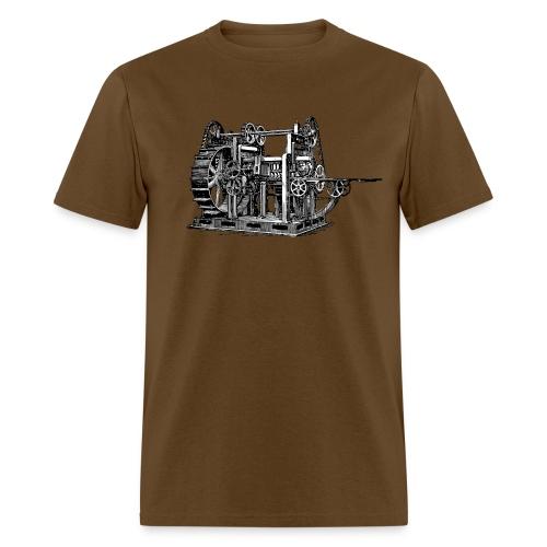 Big Machine - Men's T-Shirt
