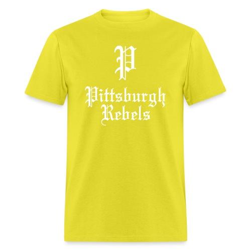 Pittsburgh Rebels - Men's T-Shirt