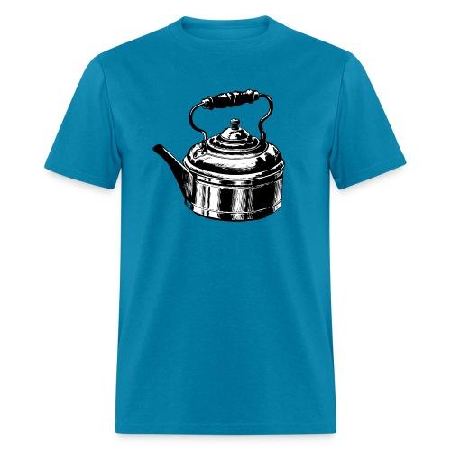 Tea Kettle - Teapot - Men's T-Shirt