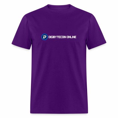 Digibyte online light - Men's T-Shirt