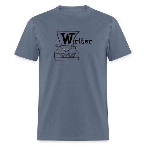 Writer Logo Black - Men's T-Shirt