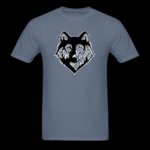 logowolf HD - Men's T-Shirt