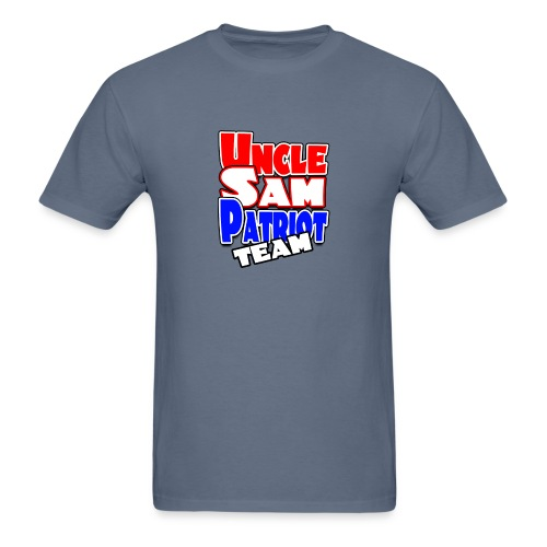 UncleSamPatriot Team - Men's T-Shirt