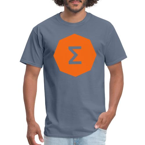 Ergo Symbol filled - Men's T-Shirt