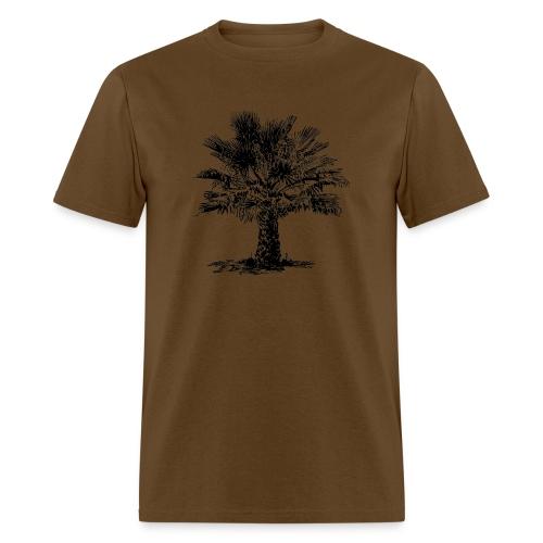 Palmetto Palm Tree - Men's T-Shirt