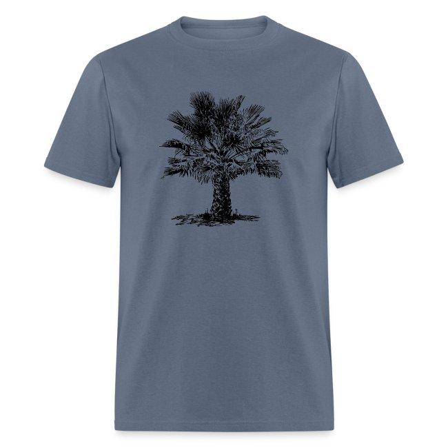 Palmetto Palm Tree