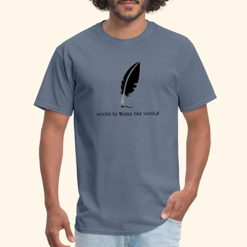 Write to Bless the World - Men's T-Shirt