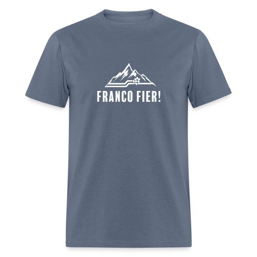 Franco Fier - T-shirt pour hommes