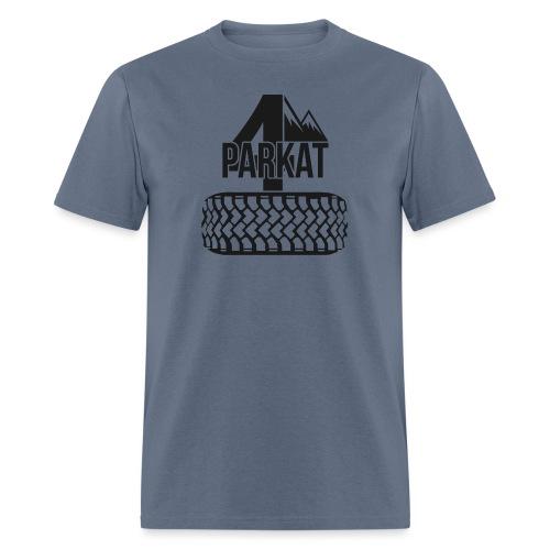 4Parkat Tire png - Men's T-Shirt