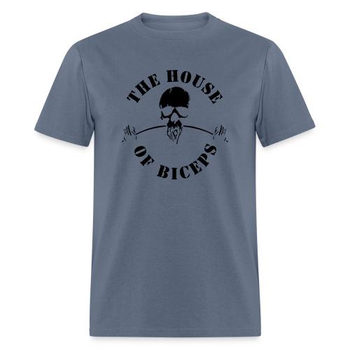SMALL_HOB_LOGO - Men's T-Shirt