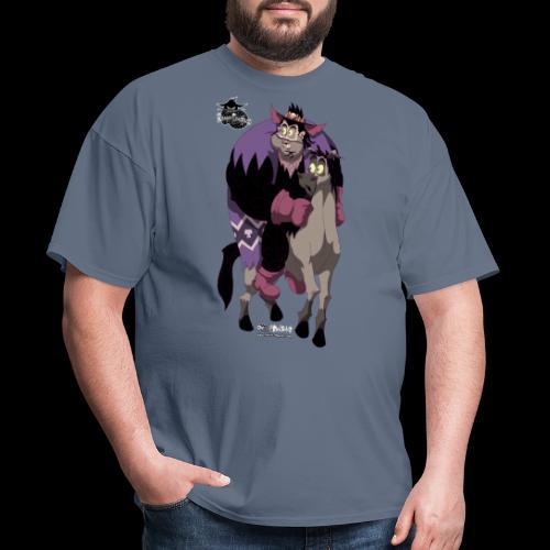 Oleo And Fella - Men's T-Shirt