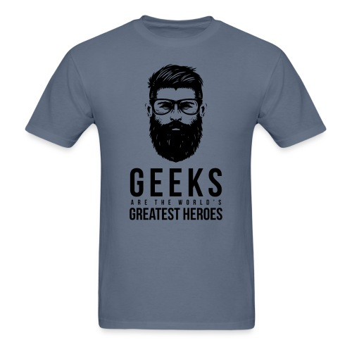 GEEK HERO - Men's T-Shirt