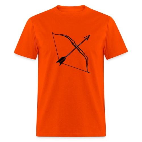 bow and arrow 3 - Men's T-Shirt