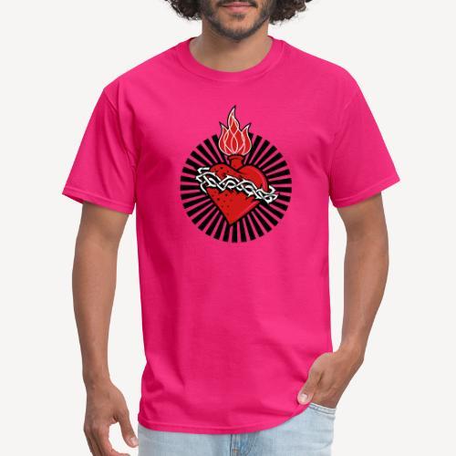 SACRED HEART - Men's T-Shirt