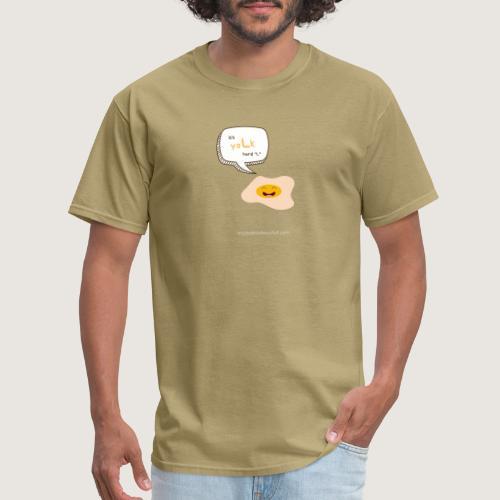 yoLk hard L - Men's T-Shirt