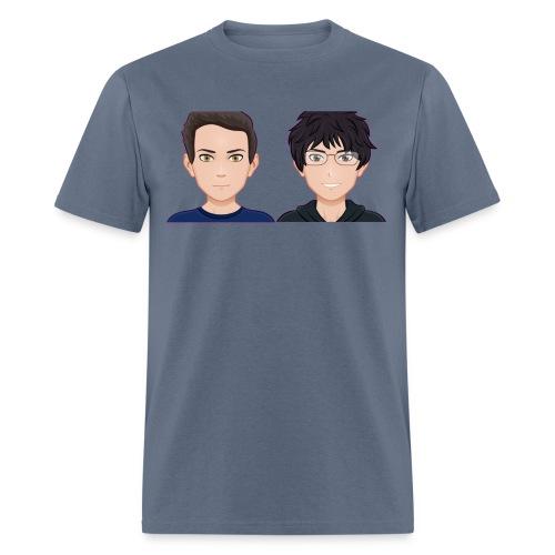 Sun-Both - Men's T-Shirt