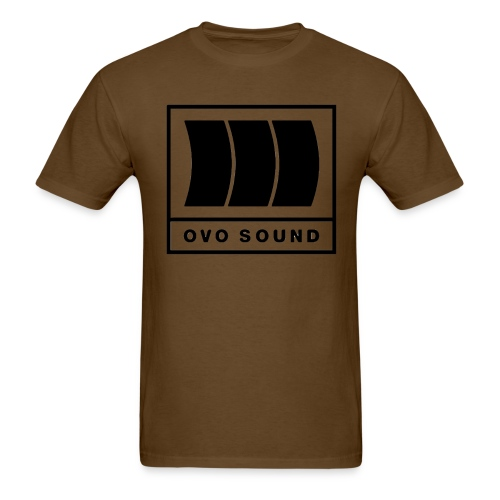 OVOSoundBlack copy - Men's T-Shirt