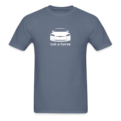 Not a Horse MS - Men's T-Shirt