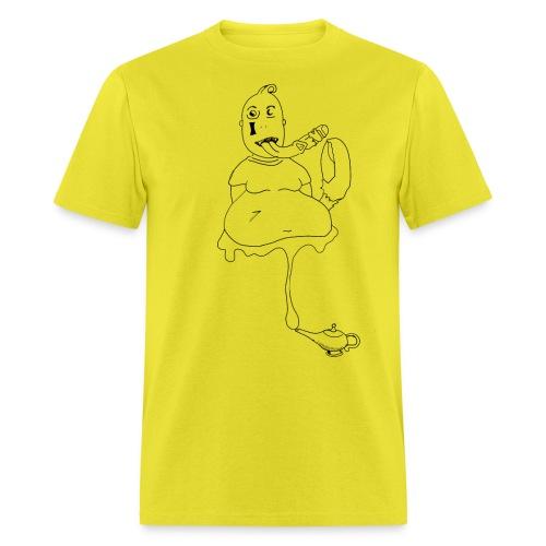 ident lamp - Men's T-Shirt