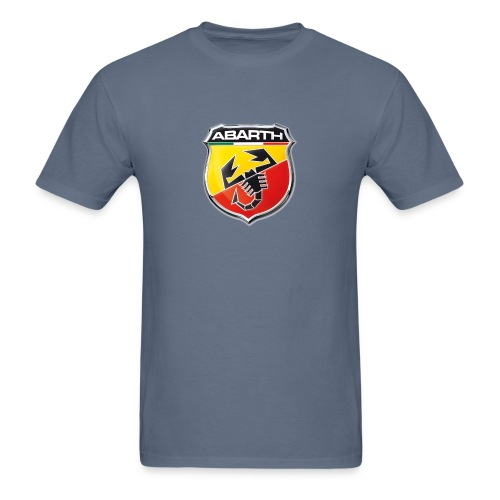 Abarth logo - Men's T-Shirt