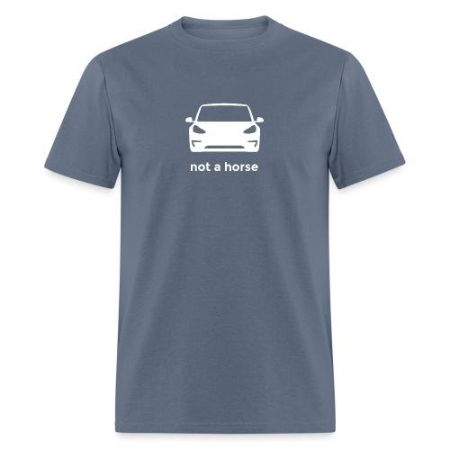 Not a horse M3 - Men's T-Shirt