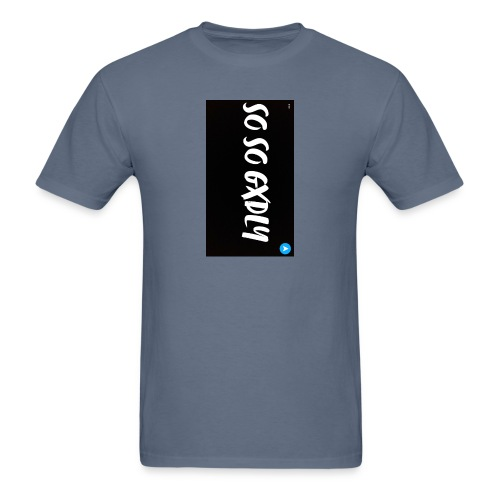 Classic GXDLY logo - Men's T-Shirt