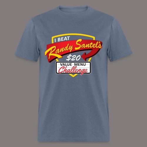 $20 Challenge Gold - Men's T-Shirt