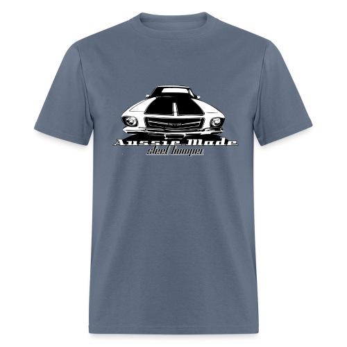 HQ STEEL BUMPER - Men's T-Shirt