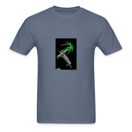 Basketball Customized T-shirts,Hoodies and More - Men's T-Shirt