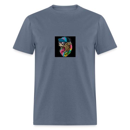 A coool cat - Men's T-Shirt