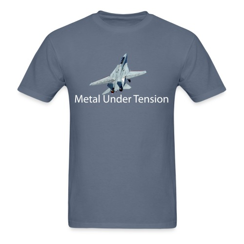 Metal Under Tension - Men's T-Shirt