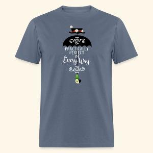 Practically Full-Colored b - Men's T-Shirt