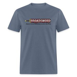 Broadsword! - Men's T-Shirt