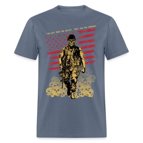 Skull Soldier - Men's T-Shirt