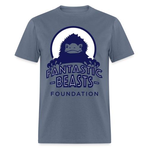 Fantastic Beasts Foundation Logo - Men's T-Shirt