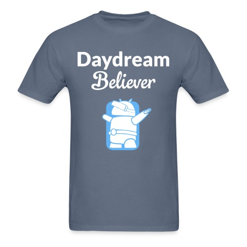 Daydream Believer - Android VR Robot - Men's T-Shirt