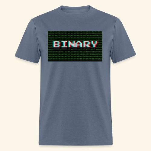 Binary - Men's T-Shirt